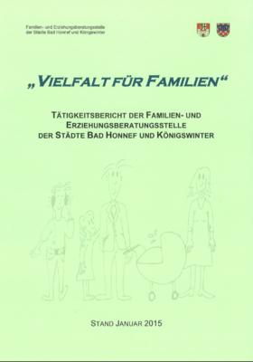 Deckblatt Tätigkeitsbericht FEB 2015