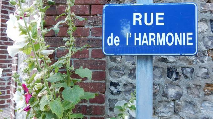 Rue de  I' Harmonie