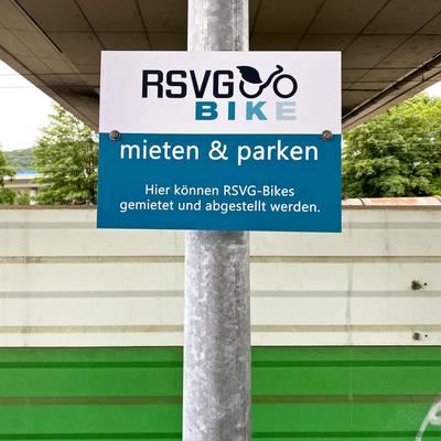 Das RSVG-Bike-system steht bald im ganzen rechtsrheinischen Rhein-Sieg-Kreis zur Verfügung