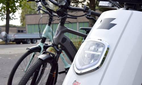 E-Bikes, Pedelec und Co konnten in der kostenlos Testwoche ausgeliehen werden