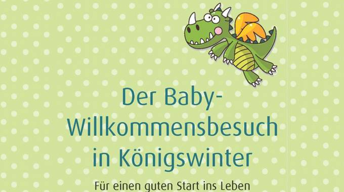 willkommensbesuch, königswinter, baby, neugeboren
