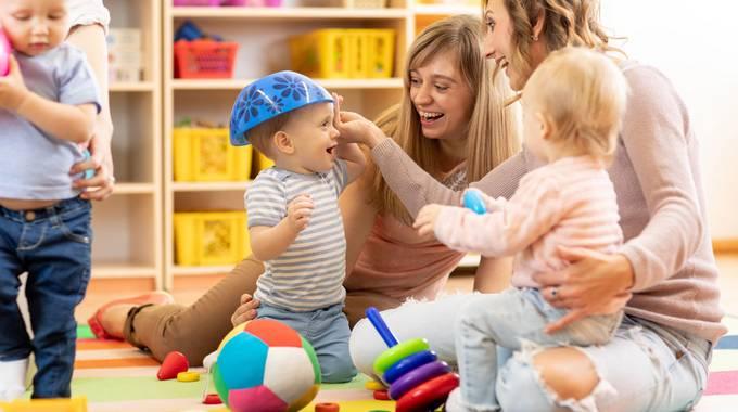 Treffen im Eltern-Kind-Café sind wieder möglich