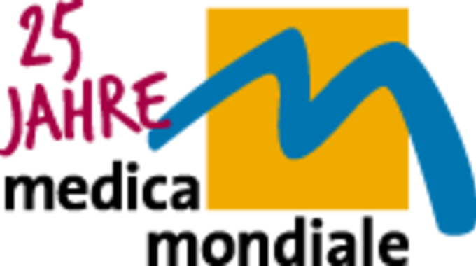 25 jahre medica mondiale frauenrechts hilfsorganisation logo